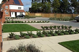 Commercial gardening in Sussex and Kent
